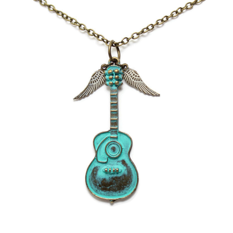 Honky-Tonk Angel Necklace