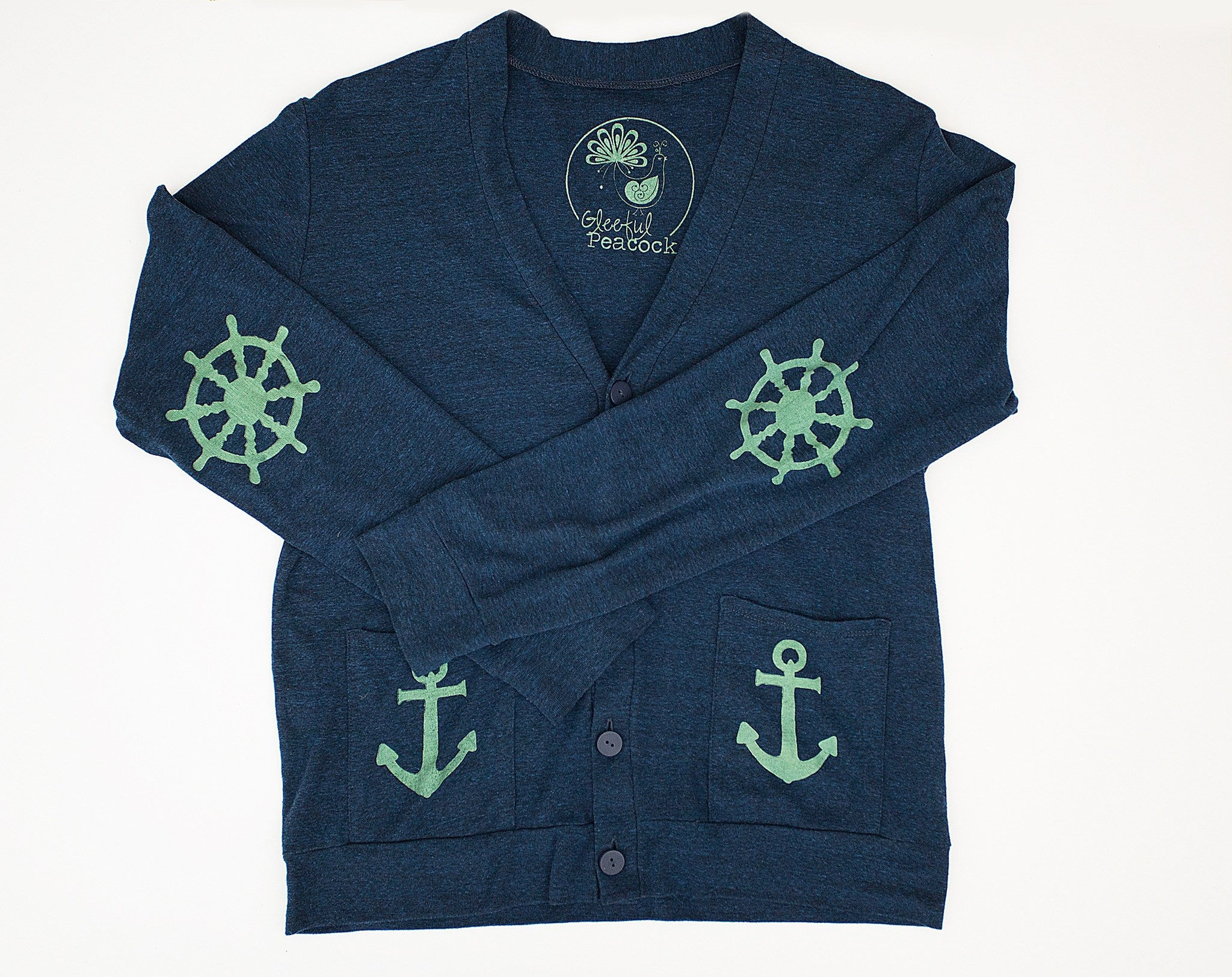Anchor Cardigan