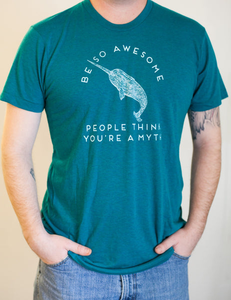 Narwhal Tee (adult)