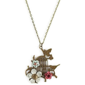 Blooming Necklace