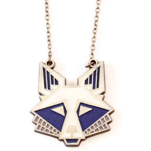 Fox Connector Necklace
