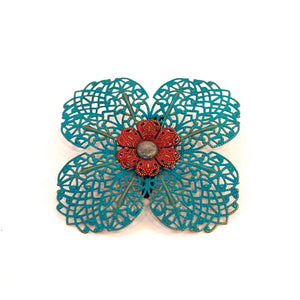 In Full Bloom Hair Clip