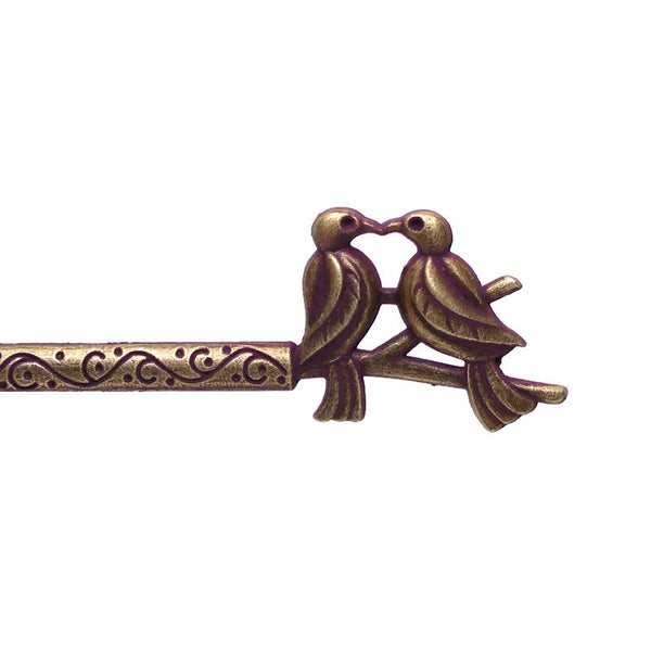 Love Birds Hairpin