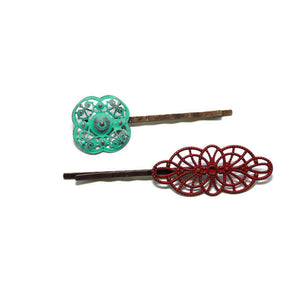Moxie Bobby Pin Pack - Set Of Two Pins