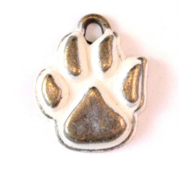 Paw Charm Bracelet or Necklace