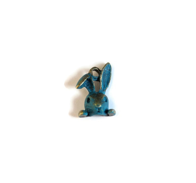 Rabbit Ears, Charm, Bracelet, or Necklace