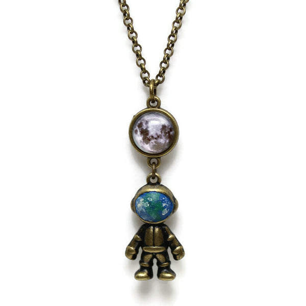 Spaced Out Necklace