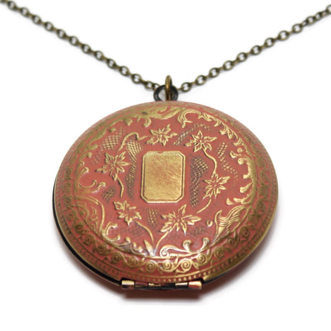 Timepiece Locket