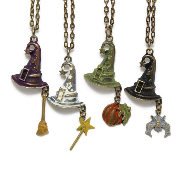 Which Witch Necklace