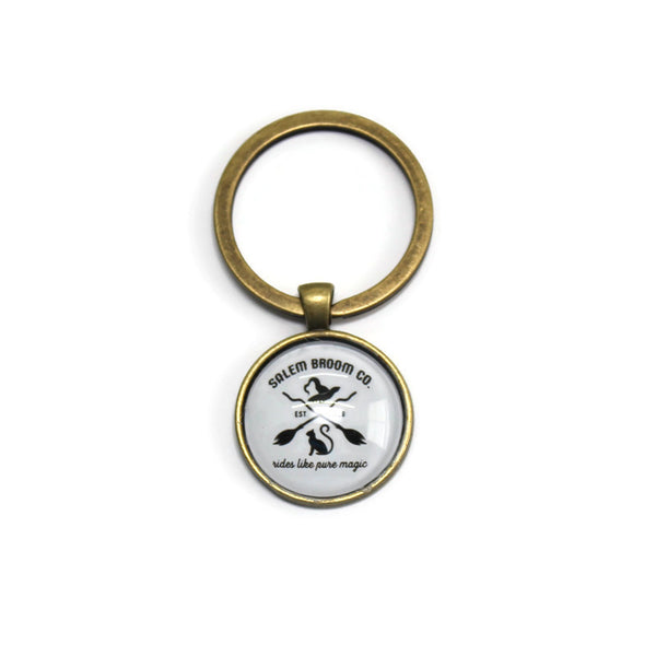 Witch Dome Key Rings -SPECIAL PRICING