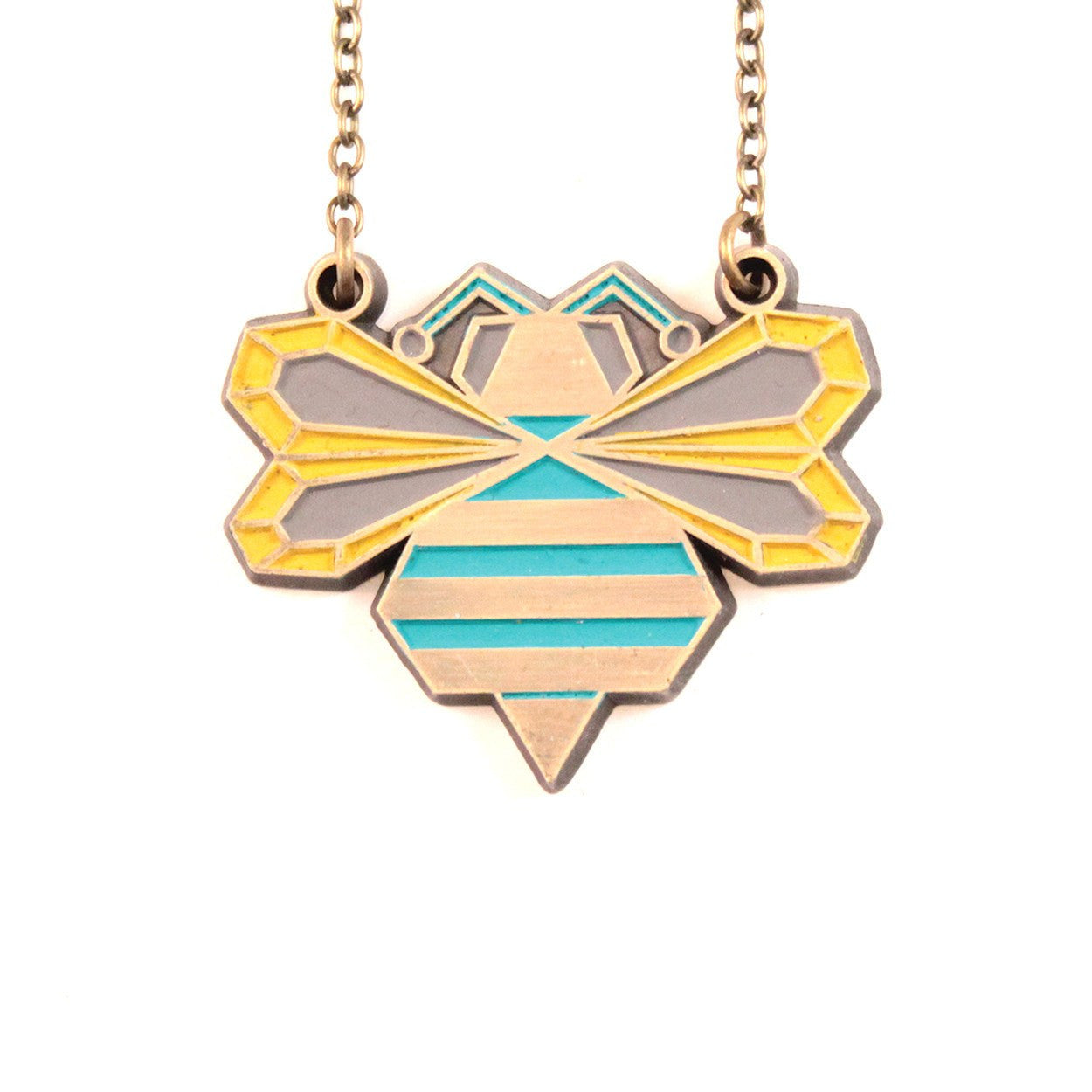 Bee Connector Necklace