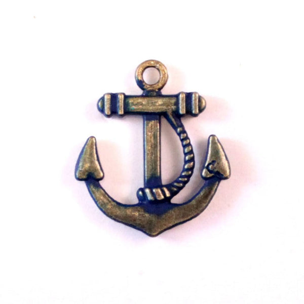 Anchor Charm Bracelet, Necklace, or Charm Only