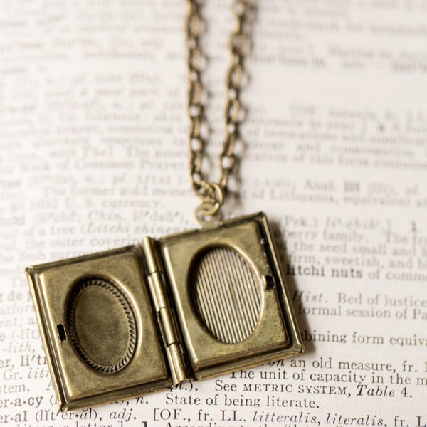 Love Story Necklace