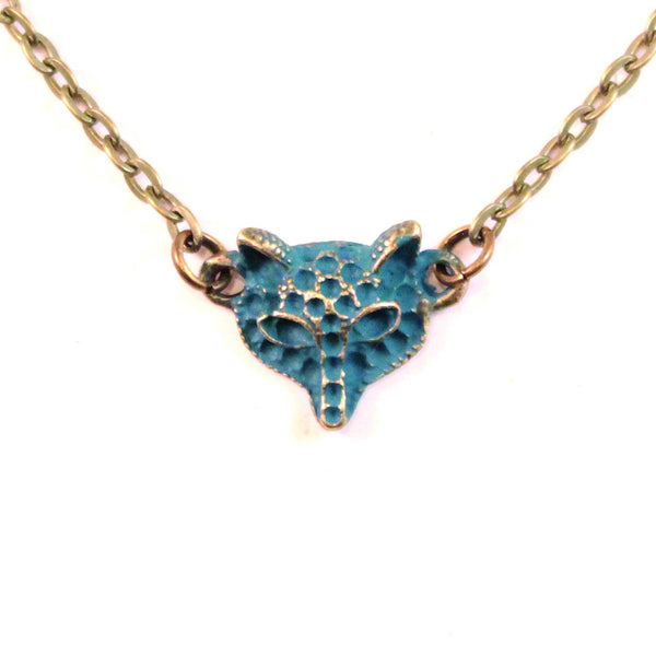 Fox Trot Necklace