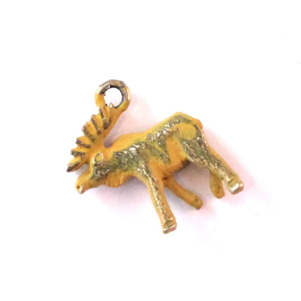 Moose Charm Bracelet or Necklace