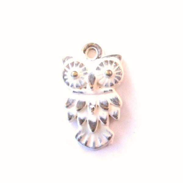 Owl Charm Bracelet or Necklace