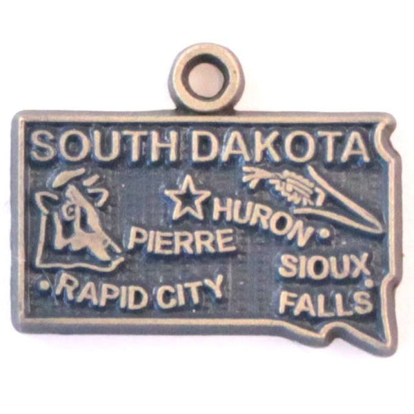 South Dakota State Love Charm