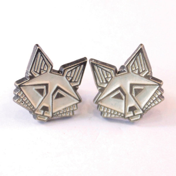 Fox Stud Earrings