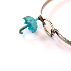 Umbrella Charm Bracelet or Necklace