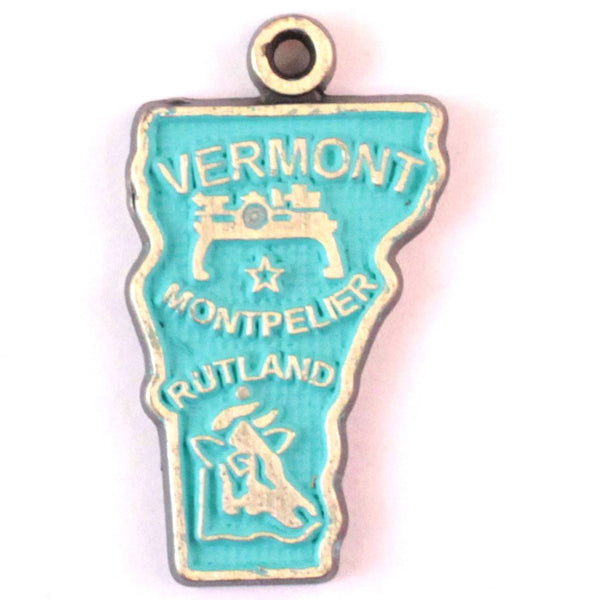 Vermont State Love Charm