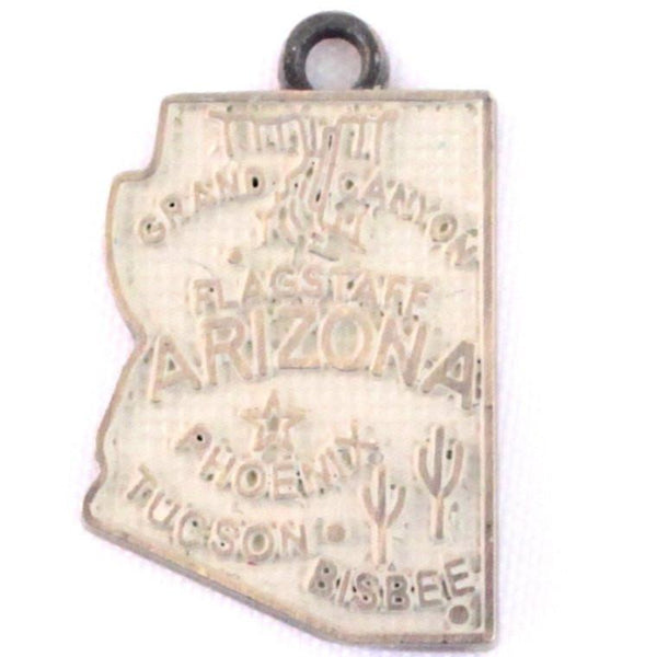 Arizona State Charm Bracelet, Necklace, or Charm Only