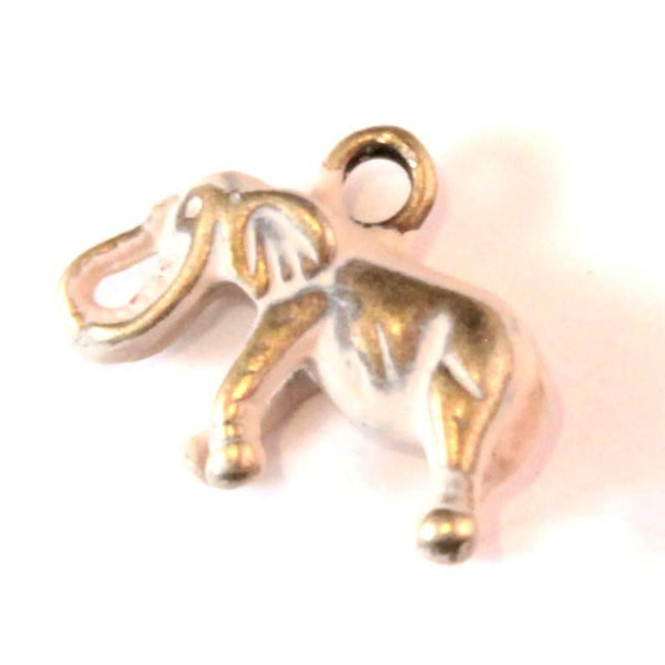 Elephant Charm Bracelet, Necklace, or Charm Only