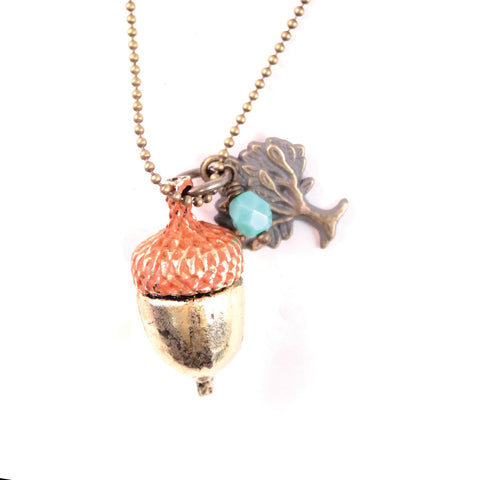 Woodland Wishes Pendant Necklace