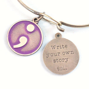 Your Own Story Token Charm