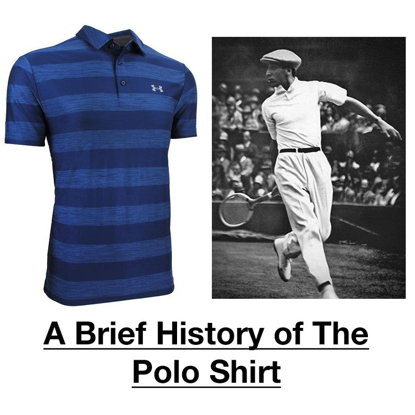 Why the Polo Shirt Endures