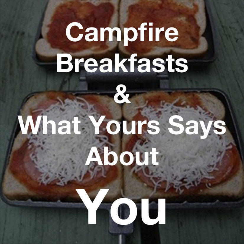 Campfire Breakfasts and You