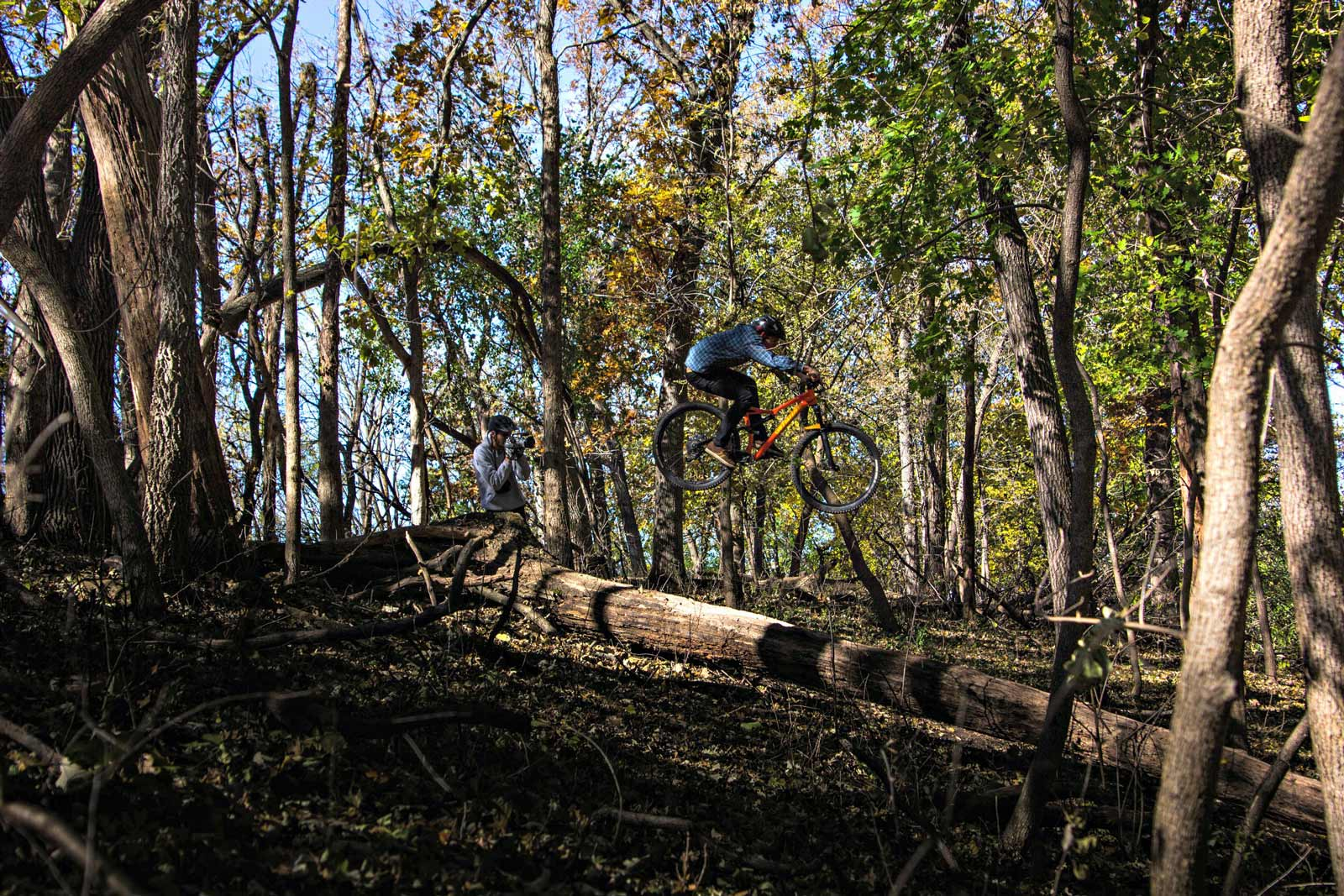 Mountain Biking Genesis: How to Get Serious about Mountain Biking like I Did