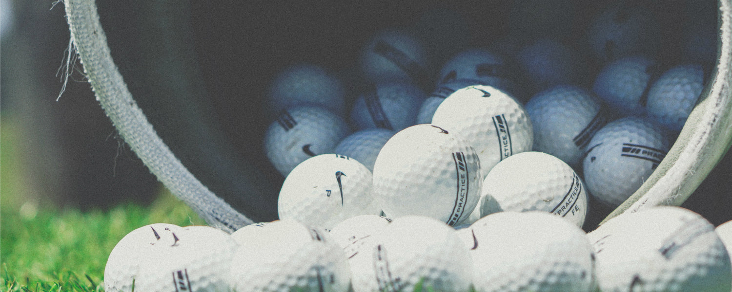 Bad Golf Takes Lots of Balls: But Which Ones?