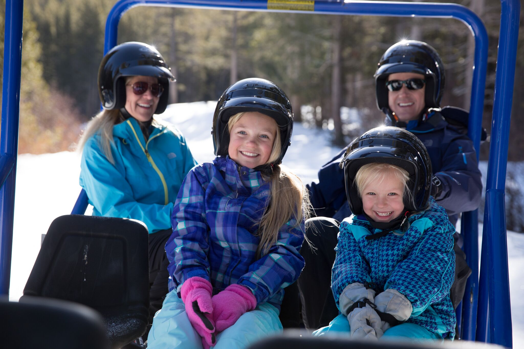 mammoth mountain for families