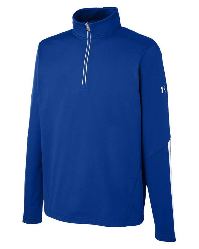 .99 Under Armour Men's Qualifier 1/4 Zip +Free shipping over  at Proozy!