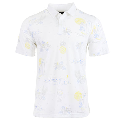 TravisMathew Men's Kapalua Polo