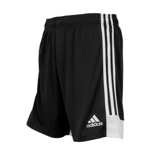 adidas Men's Running Shorts + Newport Blue Men's Short Sleeve Tee