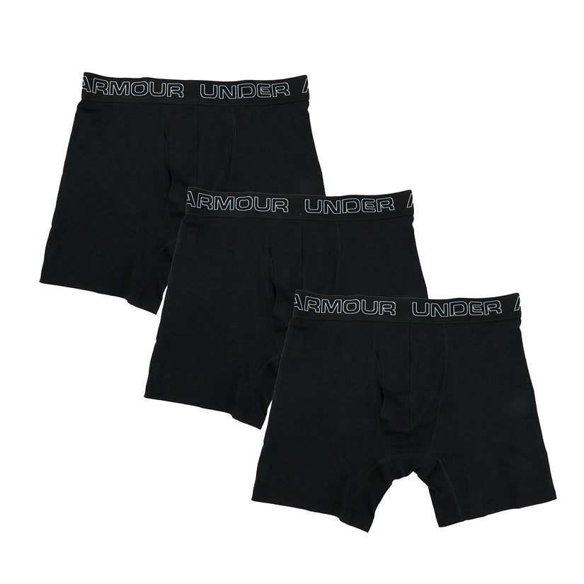 "6-Pack Under Armour Men's 6"" BoxerJock (S only)"