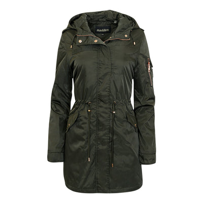Madden NYC Women's Anorak Jacket