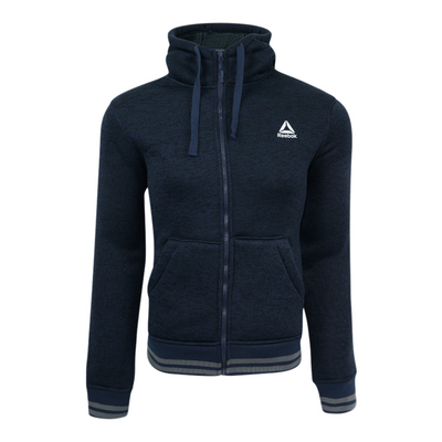 Navy Heather-