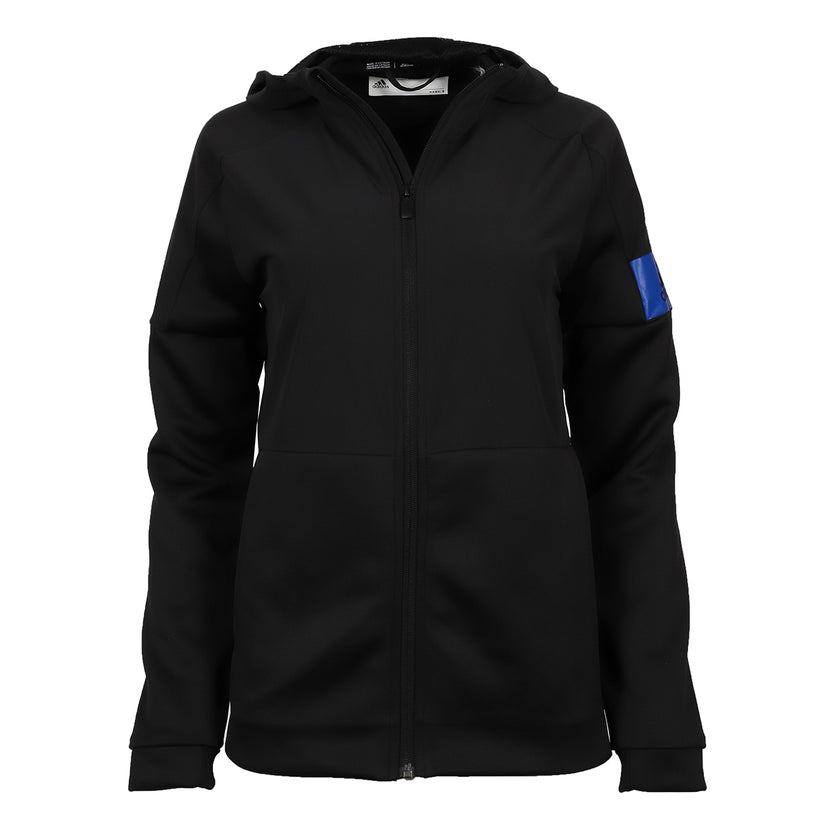 adidas Full Zip Hooded Game Mode Women's Jacket