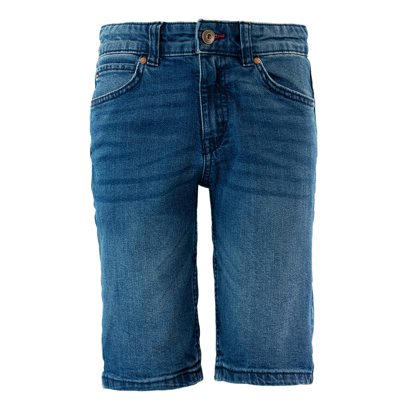 Tommy Hilfiger Boys' Revolution Denim Shorts