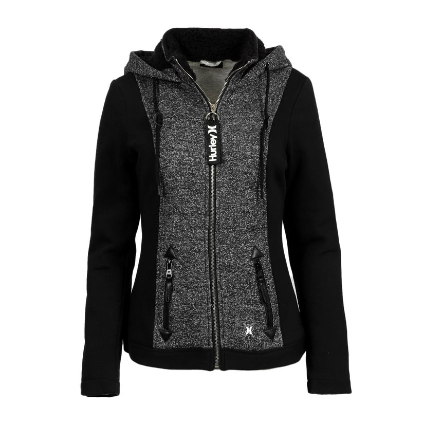 Hurley Women's Fleece Jacket
