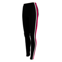 Deals on New Look Womens Stripe Leggings