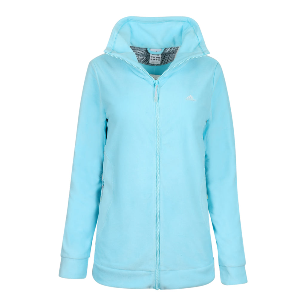 Adidas Women's Zip Up Fleece Jacket