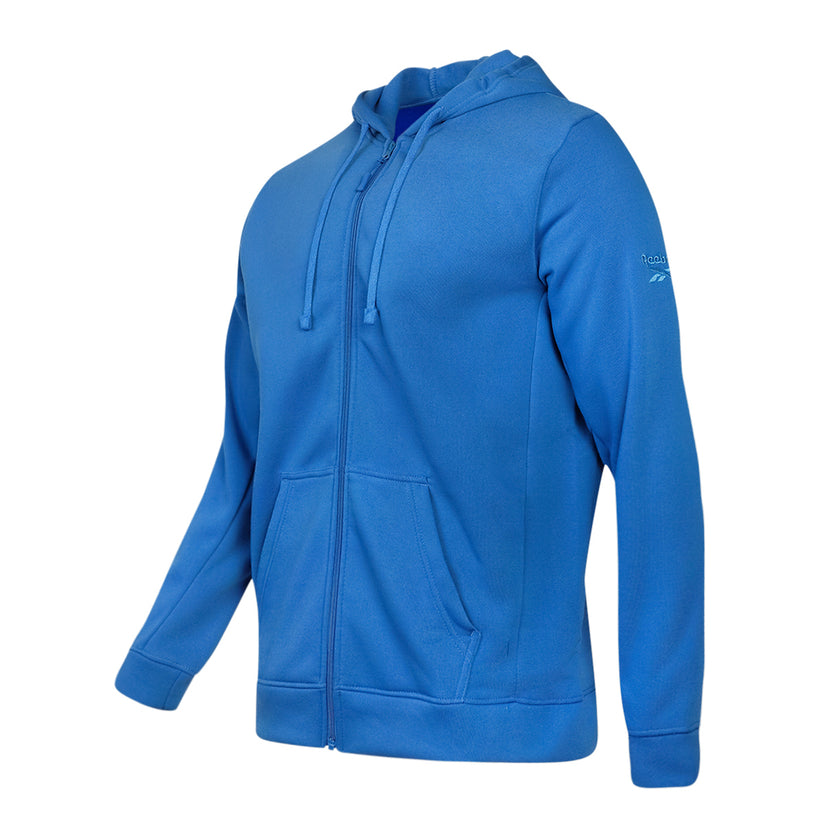 Reebok Men's Daybreak Hooded Full Zip Hoodie Jacket