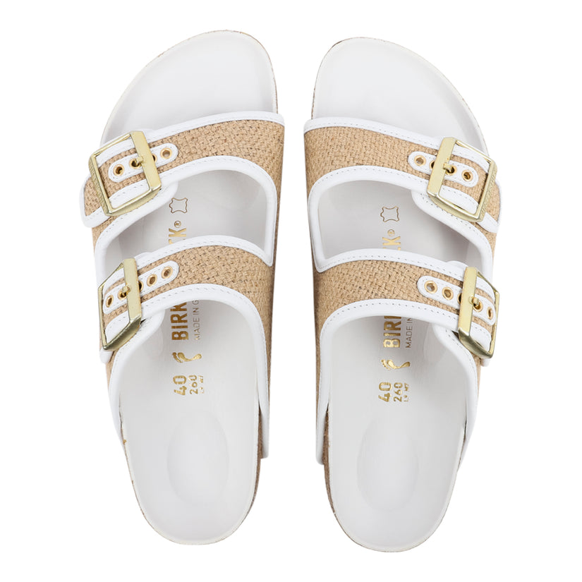 Birkenstock Arizona Nature Jute Sandals