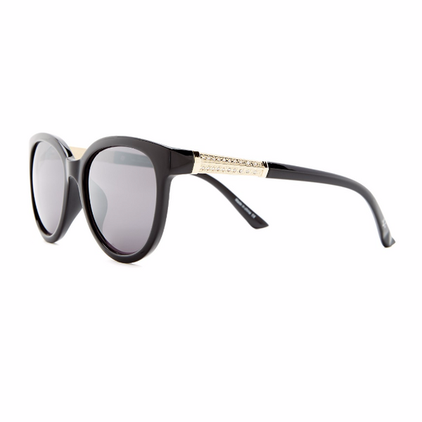 Shiny Black Versace 19v69 Women's Sunglasses