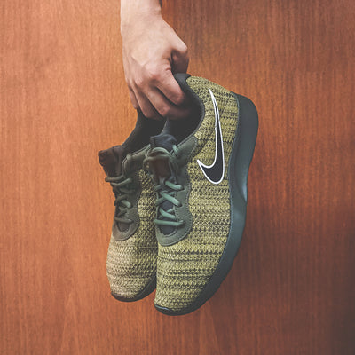 Cargo Khaki/Black/Natural Olive-
