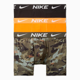 Nike Camo/Total Orange/Black-