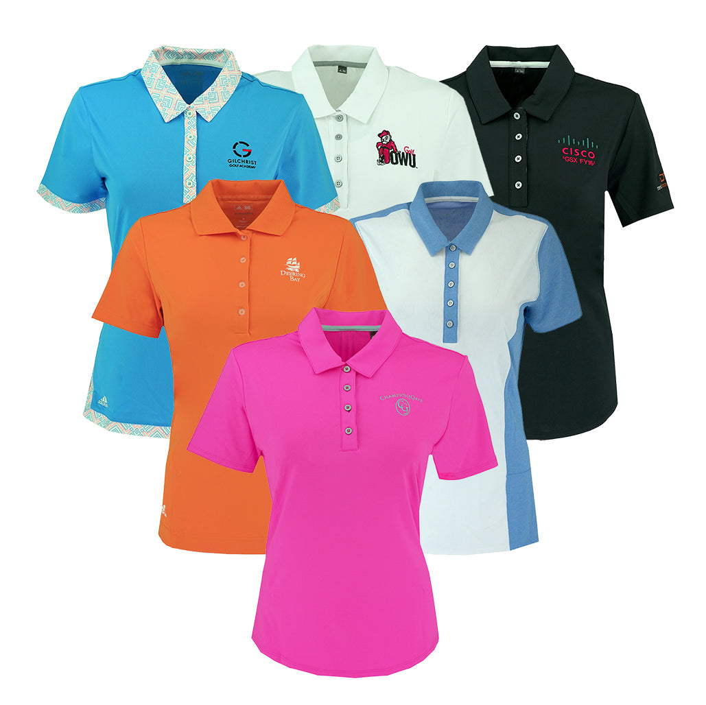 Assorted adidas Women's Polo
